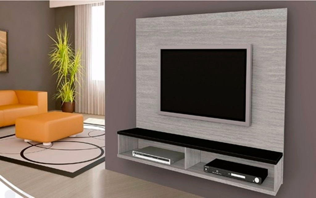 Centro de entretenimiento mueble para tv bs for Como hacer muebles para sala