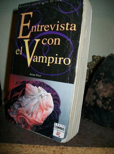 entrevista con el vampiro ----anne rice