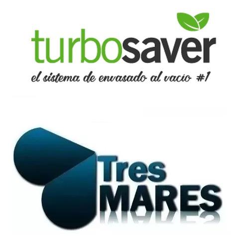 envasadora al vacío turbosaver ts-3500 + 2 rollos br2205