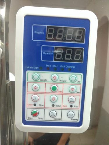 envasadora codificadora automatica de polvos granos 4kg