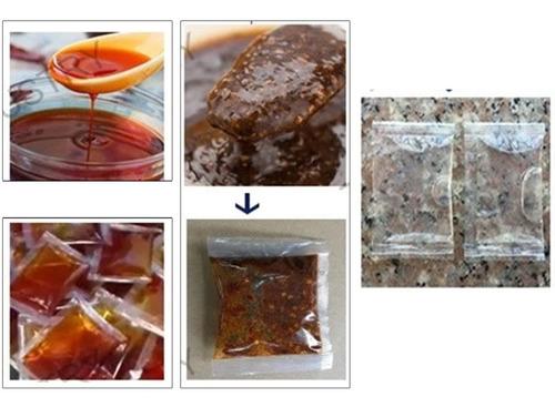 envasadora sacheteadora de liquidos pastas  crema 100-1000ml
