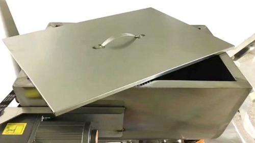 envasadora y empaquetadora de liquidos viscosos 3-60ml cierre del sobre por 3 lados