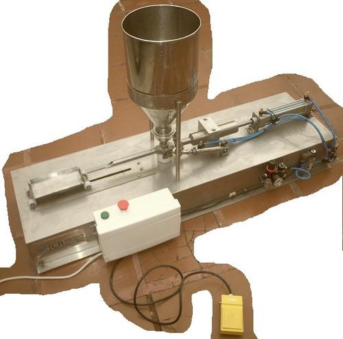 envasadoras industriales, para productos líquidos y viscosos