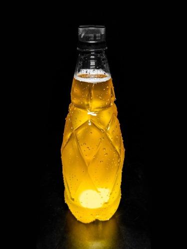 envase botella pet diseño único para cerveza 1000ml envios