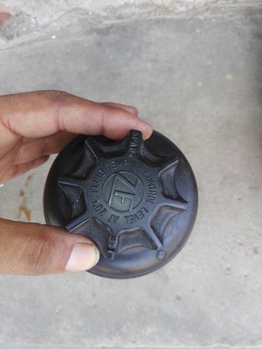envase de aceite de direccion corsa
