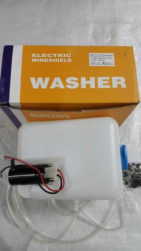 envase de agua limpia parabrisas universal c/motor 7502-384