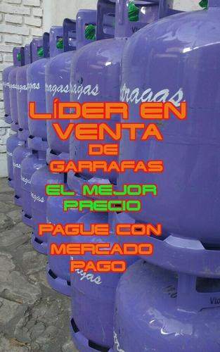 envase de garrafa 10 kilos cargada para hongos parrilla gas