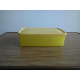 Envase De Plástico Tupperware Rectangulares