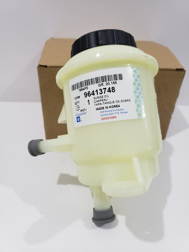 envase deposito direccion hidraulica aveo original todos gm