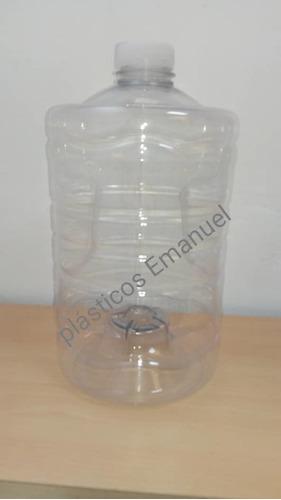 envase para agua mineral galon pet 3.75, 4,5,y8 litros t/r
