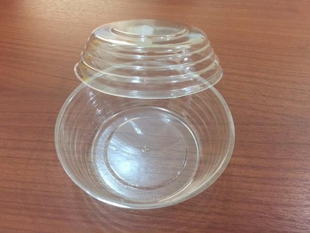 Envase para gelatina molde plastico descartable redondo - Plastico para moldes ...