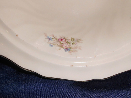 envase para vegetales en porcelana inglesa johnson bros