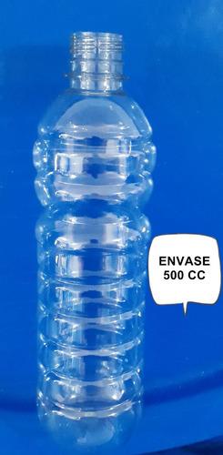 envase pet 1 litro, 500cc, 250cc anillado t/ rosca