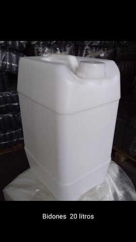 envase plastico 20 lt. bidon 20 lt. bidon 20 litros carboyas