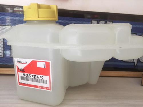 envase reservorio de agua con tapa ford fiesta ka eco