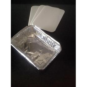 Envases De Aluminio Redondos Y Cuadrados Bandejas (0,6)