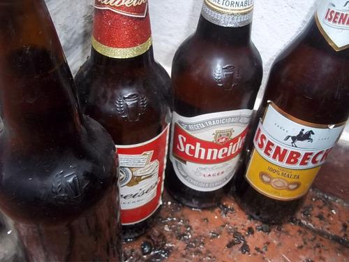 envases de cerveza  retornables litro