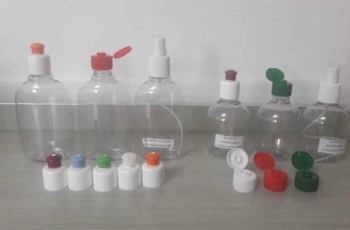 envases de plásticos de 200 ml