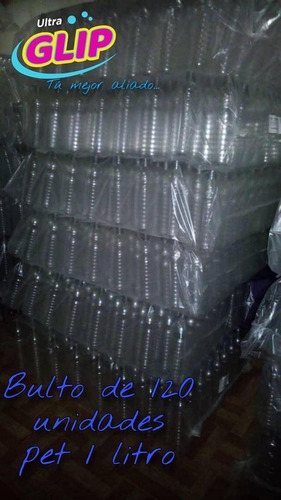 envases pet botella plastico 1 litro