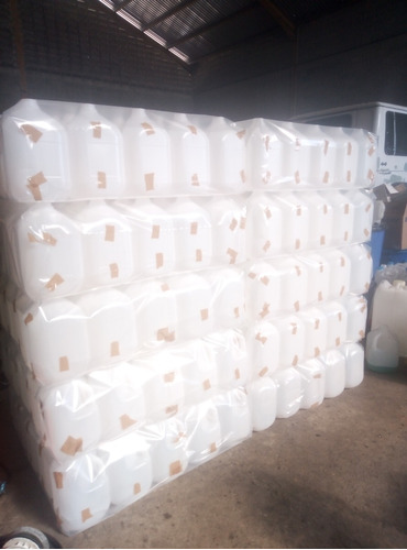 envases plastico 4 litros (galon), nuevos