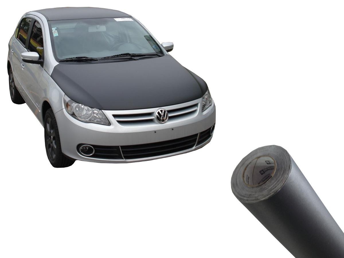 Aparador Para Sala De Estar Moderno ~ Envelopamento Automotivo Adesivo Teto Capo Preto Fosco R$ 49,99 em Mercado Livre
