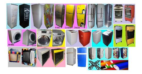 envelopamento de móveis e eletrodomésticos