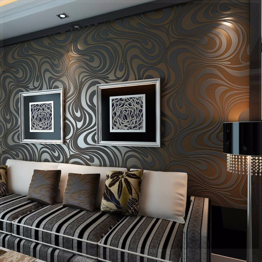 Envelopamento de parede adesivos papel de parede r for Papel para paredes salon