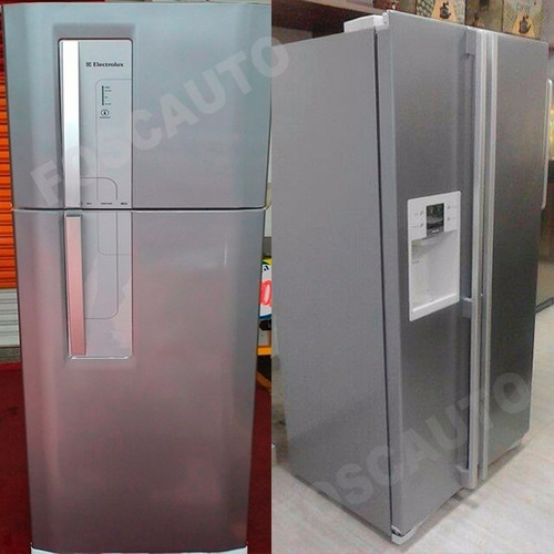 envelopamento geladeira móveis