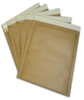envelope bolha - safepack corespondência segura tam 25x31cm