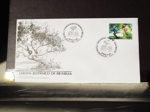 envelope - jardim botânico de brasília