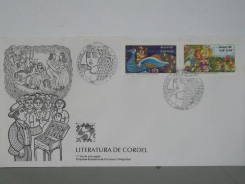 envelope - literatura de cordel - 1986
