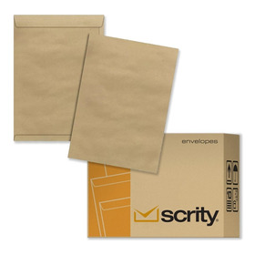Envelope Metade A4 16 X 23 Cm Pardo 162x229 Mm 250 Un Scrity