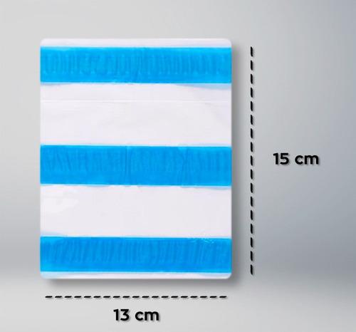 envelope plástico janela nota fiscal danfe 13x15 (500 und)