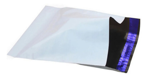 envelope plástico segurança envio correio 30x40 500 unidades