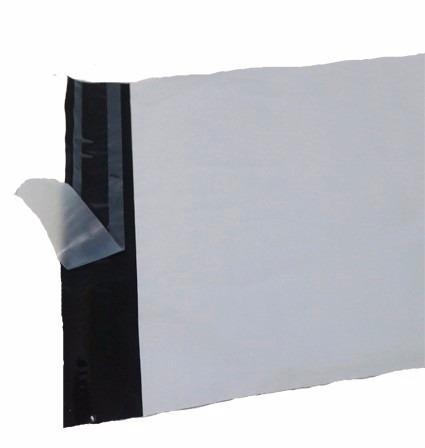 envelope plástico segurança lacre tipo sedex 60 x 60 500pcs