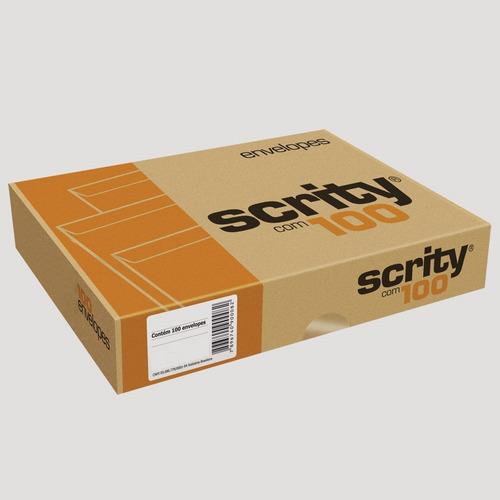 envelope saco kraft ouro sko341 310x410 scrity 100 unidades