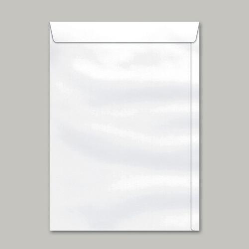envelope saco off set branco sof725 176x250 scrity 100 unid