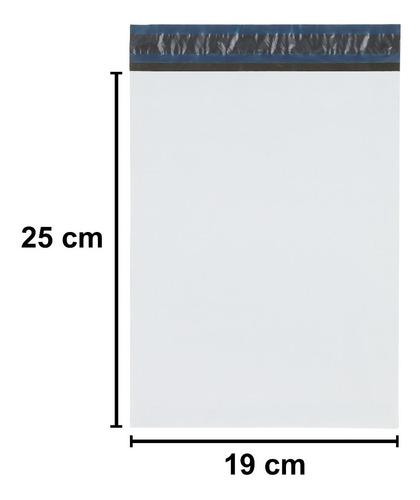 envelope segurança com plastico bolha 19x25 100 un