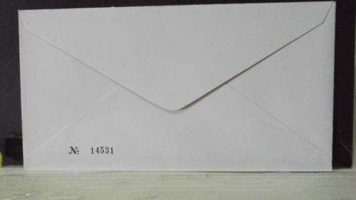 envelope série  ano internacional da criança fdc  2 carimbos