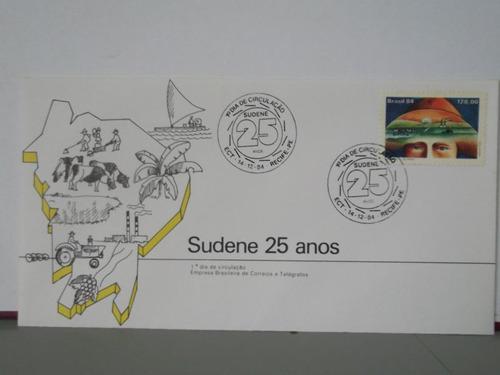 envelope - sudene 25 anos - 1984