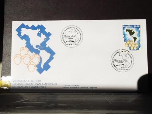 envelope v i i i assembléia geral associação pan-americana
