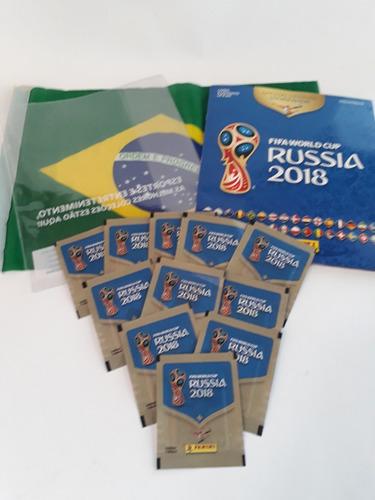 envelopes figurinhas copa mundo rússia 2018 envio imediato!