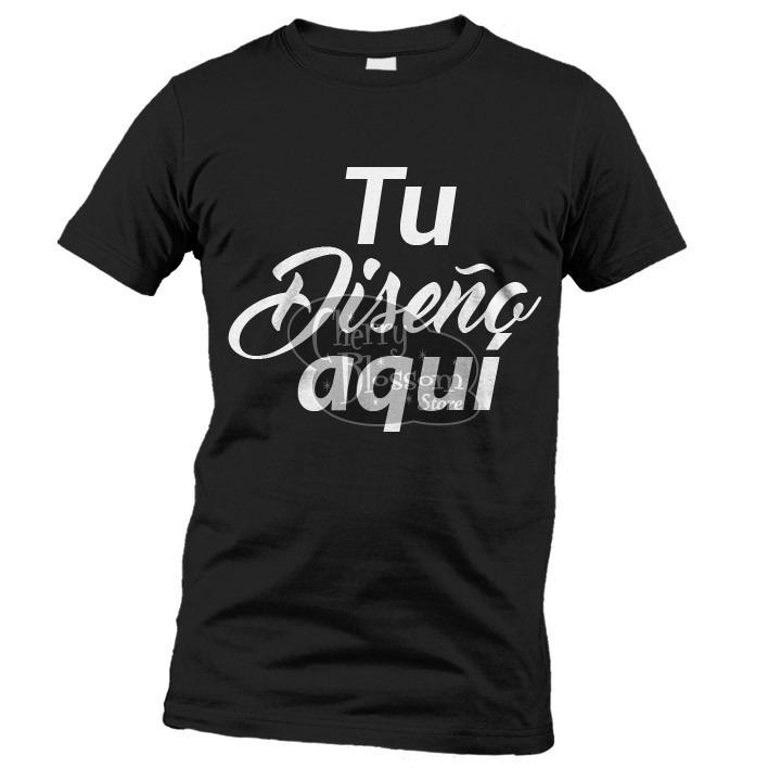 e1704e926ede9 Envía Tu Idea Playeras Personalizadas Camisetas Diseño -   325.00 en ...