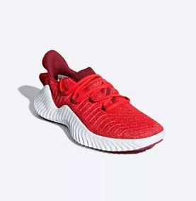 adidas alphabounce roja
