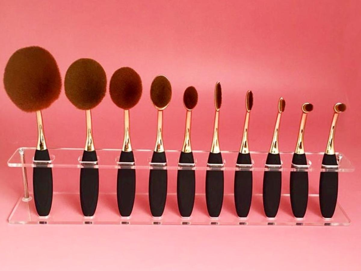 Env o dhl gratis set de brochas ovalo para maquillaje - Figuras de lladro precios ...
