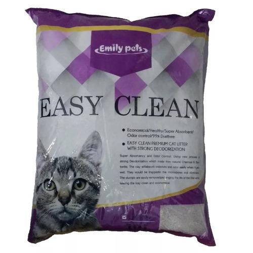 envío gratis!!! 24 kg arena  easy clean aglutinante