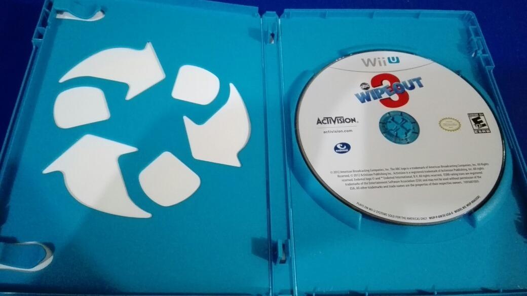Envio Gratis Abc Wipeout 3 Juego Para Nintendo Wii U 499 00 En