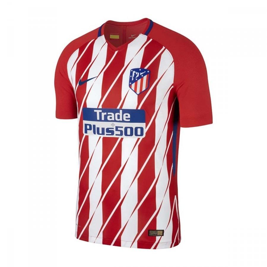 envio gratis atlético madrid camiseta titular 2018. Cargando zoom. bfdf95b4ad61e