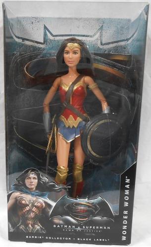 envío gratis barbie  wonder woman mujer maravilla mattel