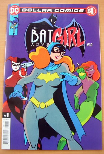 envio gratis batman adventures number 12 ingles